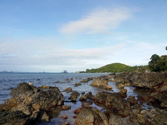 "The ""Karaoke"" island"